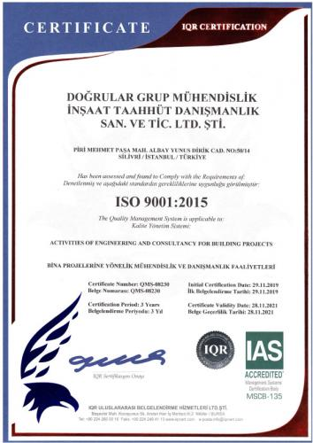 DOĞRULAR ISO 9001